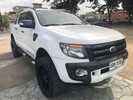Used Ford Ranger 2015 for sale in Talisay