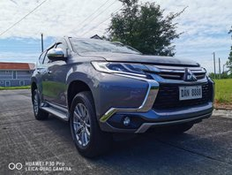 Used 2017 Mitsubishi Montero Sport for sale in Lipa