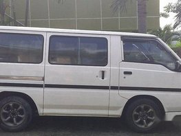 Selling White Mitsubishi L300 1997 Manual Gasoline