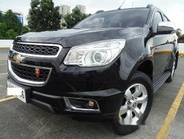 Selling Black Chevrolet Trailblazer 2015 Automatic Diesel at 28000 km