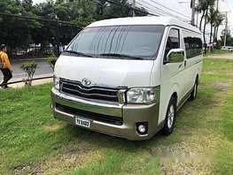 Selling Toyota Hiace 2016 Automatic Diesel