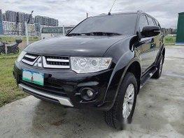 Black Mitsubishi Montero Sport 2014 for sale in Paranaque