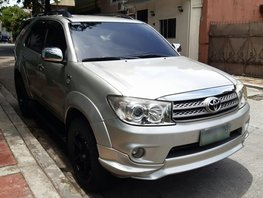 Sell Used 2011 Toyota Fortuner Automatic Diesel