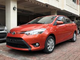 Used 2018 Toyota Vios Automatic for sale in Quezon City