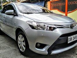 Selling Silver Toyota Vios 2018 at 10000 km in Pampanga
