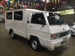 White Mitsubishi L300 2018 at 10000 km for sale