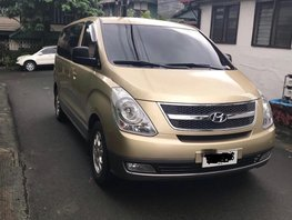 2011 Hyundai Starex for sale in Quezon City