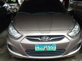 Hyundai Accent 2015 for sale in Quezon City