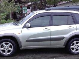 Selling Used Toyota Rav4 2003 Automatic in Dagupan