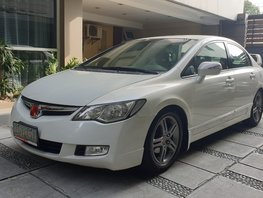 Sell Used 2007 Honda Civic at 80000 km in Quezon City