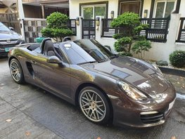 Porsche Boxster 2016 for sale in Manila