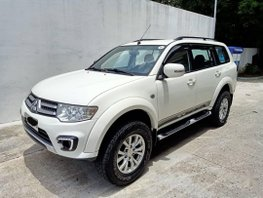2015 Mitsubishi Montero Sport for sale in Mandaluyong
