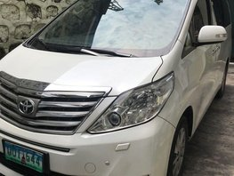 2012 Toyota Alphard for sale in Quezon City