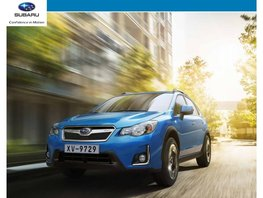 Brand New 2019 Subaru Xv for sale in Metro Manila