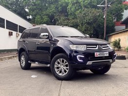 Used 2015 Mitsubishi Montero Sport for sale in Quezon City