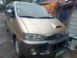 Sell Used 2001 Hyundai Starex Manual Diesel in Isabela