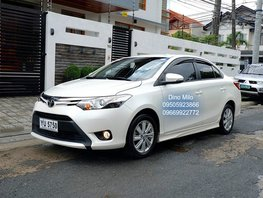 Used 2016 Toyota Vios for sale in Pasig