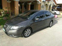 Sell Grey 2009 Honda City at 65000 km
