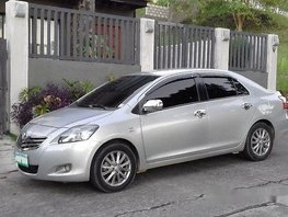 Selling Silver Toyota Vios 2013 at 40001 km