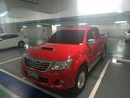 Toyota Hilux 2013 for sale in Quezon City