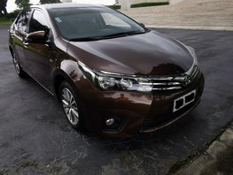 2014 Toyota Corolla Altis for sale in Taguig