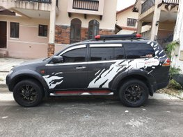 Mitsubishi Montero 2013 for sale in Paranaque