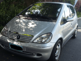 Used 2003 Mercedes-Benz A-Class Automatic Gasoline for sale