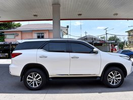 Sell Used 2016 Toyota Fortuner Automatic Diesel