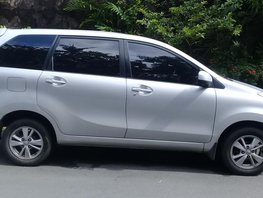 Silver 2014 Toyota Avanza at 41000 km for sale