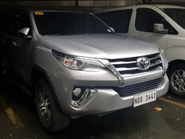 2018 Toyota Fortuner at 4000 km for sale in Pasig