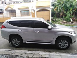 Used 2017 Mitsubishi Montero Sport Manual Diesel for sale