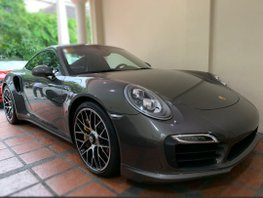 Used 2014 Porsche 911 Turbo S at 6000 km for sale