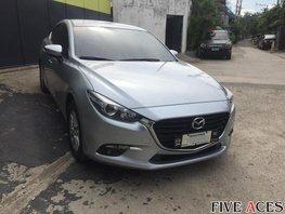 Silver 2019 Mazda 3 Sedan for sale in Cebu
