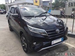 Black 2019 Toyota Rush for sale in Mandaue
