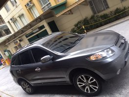 Sell 2nd Hand 2007 Hyundai Santa Fe Automatic in Quezon City