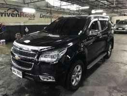 Black Chevrolet Trailblazer 2015 Automatic Diesel for sale