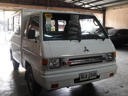 White 2015 Mitsubishi L300 Manual Diesel for sale