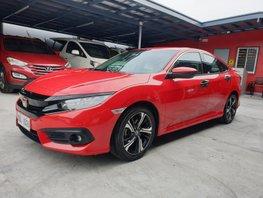 Selling Red Honda Civic RS Turbo 2016 in Las Pinas