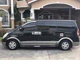 Sell Black 2010 Hyundai Grand Starex Van in Las Pinas