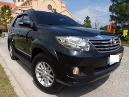 Used 2014 Toyota Fortuner for sale in Quezon City