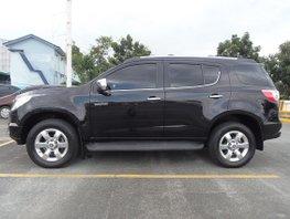 Black 2015 Chevrolet Trailblazer at 28000 km for sale