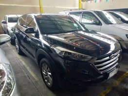 Black Hyundai Tucson 2016 Automatic for sale