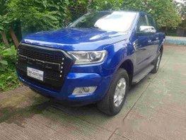 Sell Blue 2016 Ford Ranger in Mandaluyong