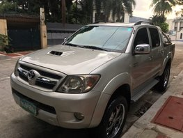 Used 2007 Toyota Hilux for sale in Abucay