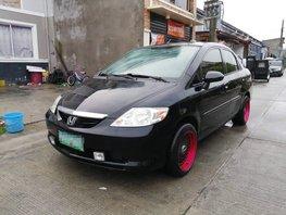 Black 2006 Honda City for sale in Dumalinao