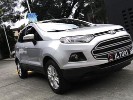 Used 2016 Ford Ecosport at 23000 km for sale