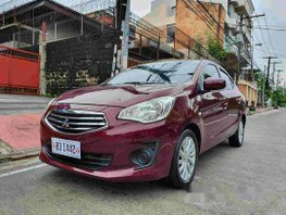 Red Mitsubishi Mirage G4 2018 Automatic for sale