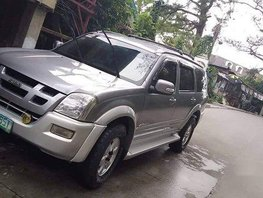 Selling Silver Isuzu Alterra 2005 Manual Diesel at 150000 km