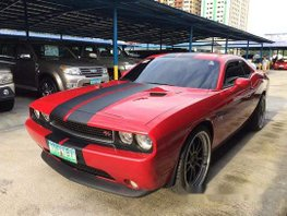 Red Dodge Challenger 2012 for sale in Parañaque