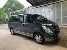 Selling 2nd Hand Hyundai Starex 2012 Automatic Diesel in Quezon City